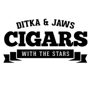 Ditka Jaws Cigars with the Stars 2022