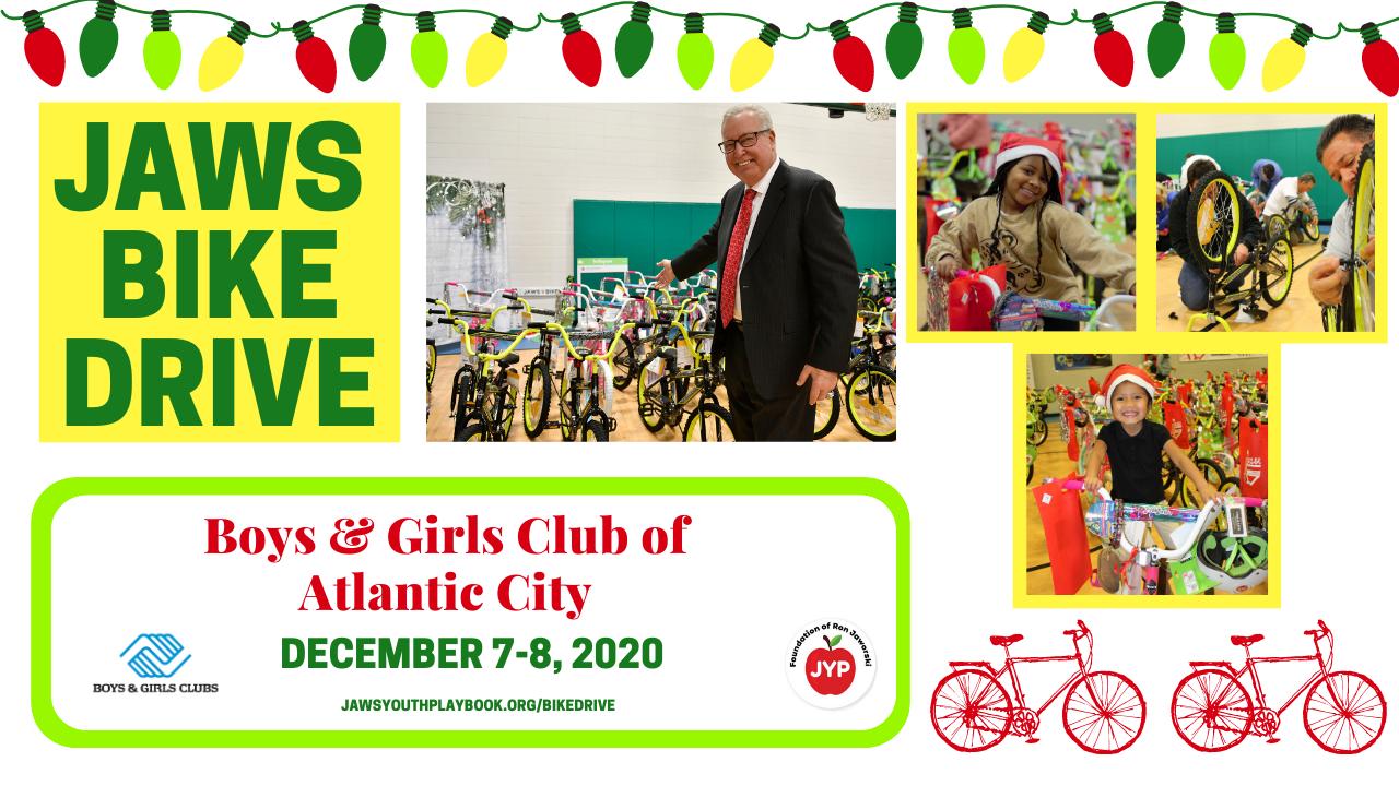Bike Drive Email Banner 2020